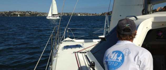 Multihull Central Twilight Race 1 – Results and Photos