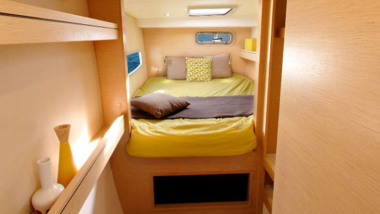 Outremer 45 cabin