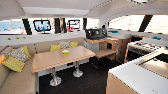 Outremer 4X High Performance Catamaran