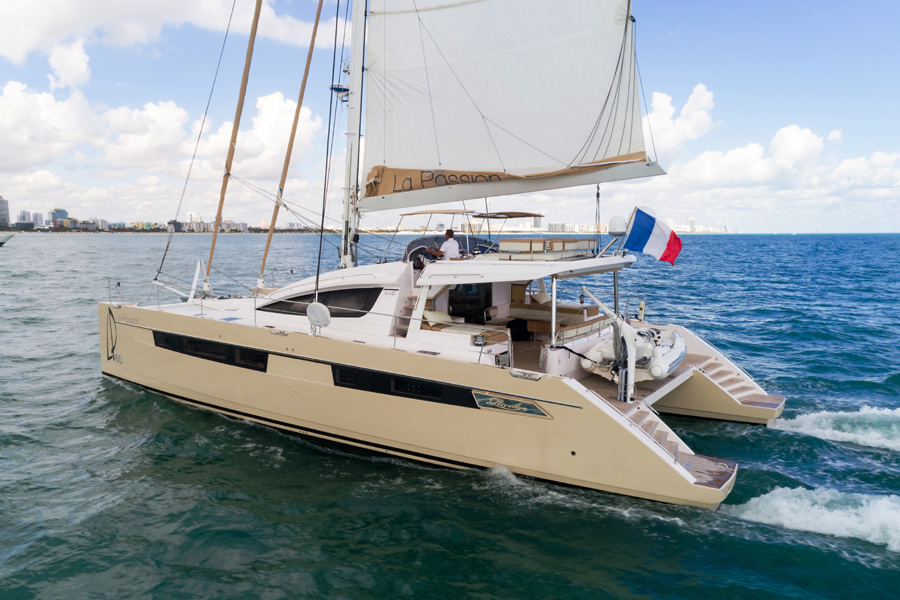 Privilege Serie 6 Catamaran
