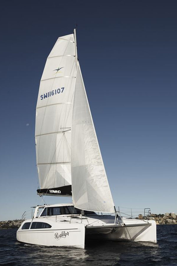 Seawind 1160 description image