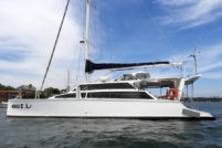 Crowther Design 85 Catamaran